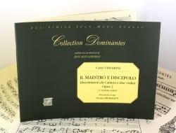 Il Maestro e discepolo op. 2 – Fac similé - laflutedepan.com