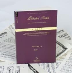 Baillot - Méthodes et Traités Série 2, Volume 3 - Partition - di-arezzo.fr