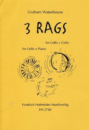 3 Rags - Graham Waterhouse - Partition - laflutedepan.com