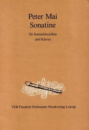Peter Mai - Sonatine - Partition - di-arezzo.fr