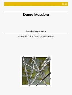 Camille Saint-Saëns - Dance macabre op. 40 - Flute choir - Sheet Music - di-arezzo.co.uk