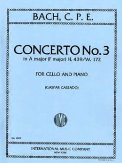 Concerto n° 3 en La majeur transcr. en Fa M laflutedepan