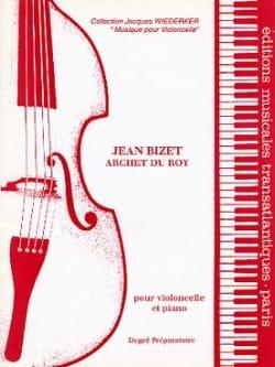 Jean Bizet - Archet du Roy - Partition - di-arezzo.fr