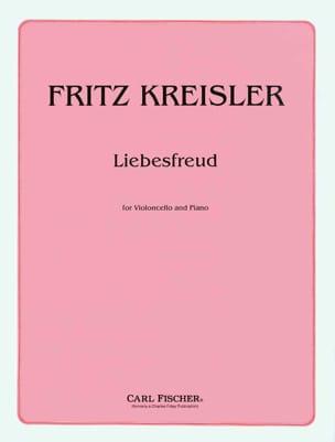 Liebesfreud Fritz Kreisler Partition Violoncelle - laflutedepan