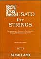 Susato for Strings - Set 3 – String orch. / quartet - Partition - di-arezzo.fr