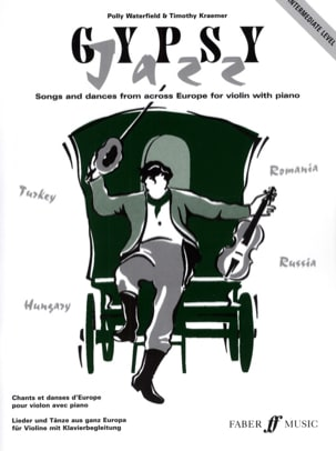 Waterfield Polly / Kraemer Timothy - Gypsy Jazz - Intermediate level - Sheet Music - di-arezzo.co.uk