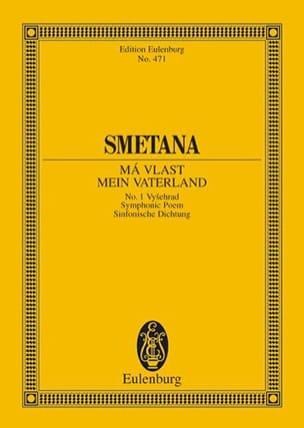 Vysehrad - Bedrich Smetana - Partition - laflutedepan.com
