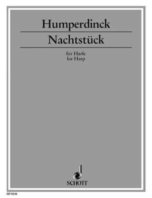 Nachtstück - Harpe - Engelbert Humperdinck - laflutedepan.com