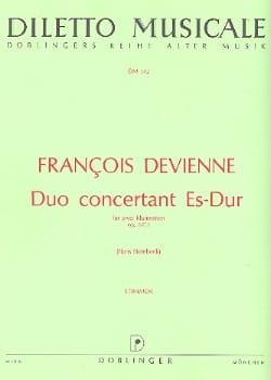 Duo concertant Es-Dur op. 67 Nr. 3 Stimmen - laflutedepan.com