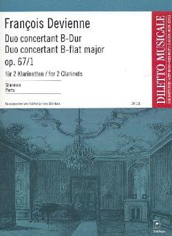 Duo concertant B-Dur op. 67 Nr. 1 Stimmen laflutedepan
