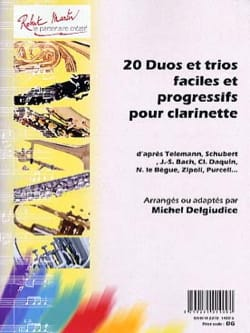 - 20 Easy and progressive duets and trios - Sheet Music - di-arezzo.com