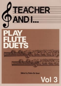 Teacher and I ... Play flute duets - Volume 3 - laflutedepan.com