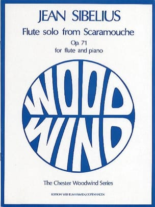 Flute solo from Scaramouche op. 71 - Flute piano laflutedepan