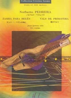 Zamba Para Belen - Pedreira - Partition - Guitare - laflutedepan.com