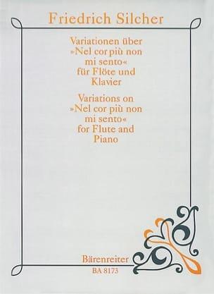 Variationen über Nel cor piu non mi sento - Flöte Klavier laflutedepan