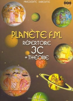 Marguerite Labrousse - Planet FM 3C - Theory Directory - Sheet Music - di-arezzo.co.uk