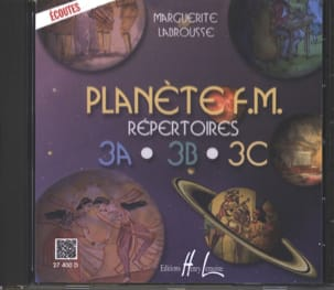 Marguerite Labrousse - CD - Planet FM Volume 3 - Listening - Sheet Music - di-arezzo.co.uk