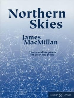 Northern Skies James MacMillan Partition Violoncelle - laflutedepan