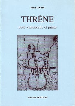 Henri Loche - threnody - Sheet Music - di-arezzo.com