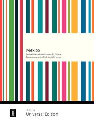 Karl Bruckner - Mexico - Partition - di-arezzo.fr