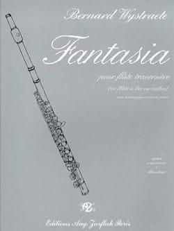 Bernard Wystraete - Fantasia - Partition - di-arezzo.fr