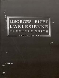 BIZET - L' Arlésienne - Suite n° 1 - Conducteur - Partition - di-arezzo.fr