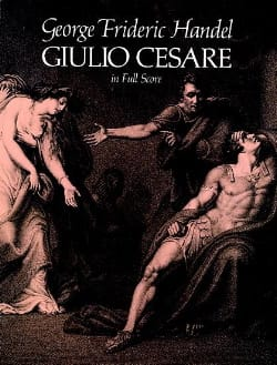 HAENDEL - Julius Caesar - Full Score - Partition - di-arezzo.co.uk