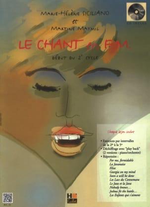 Siciliano Marie-Hélène / Maymil Martine - Le chant en FM - Partition - di-arezzo.fr