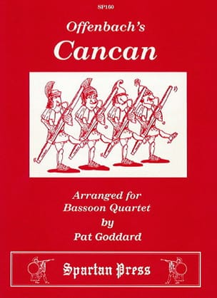 Jacques Offenbach - The Cancan - Sheet Music - di-arezzo.com