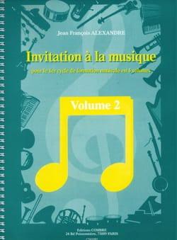 Invitation A la Musique - Volume 2 - laflutedepan.com