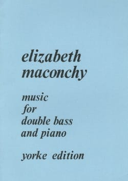 Music for double bass and piano Elizabeth Maconchy laflutedepan