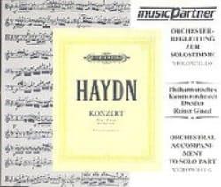CD / Concerto Violoncelle En Ré Maj.Hob.7 N°2 - laflutedepan.com