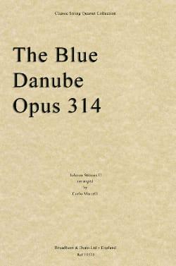 Blue Danube Waltz Opus 314 - Johann (Fils) Strauss - laflutedepan.com