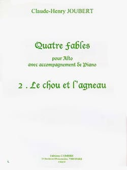 Claude-Henry Joubert - Cabbage and lamb - Sheet Music - di-arezzo.co.uk