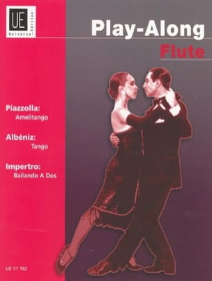 Piazzolla Astor / Albeniz Isaac / Impertro Hermann - Amelitango / Tango / Bailando a dos -Flute - Partition - di-arezzo.fr
