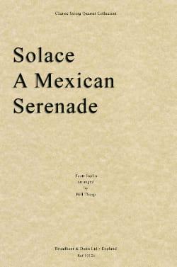 Solace - String quartet - JOPLIN - Partition - laflutedepan.com