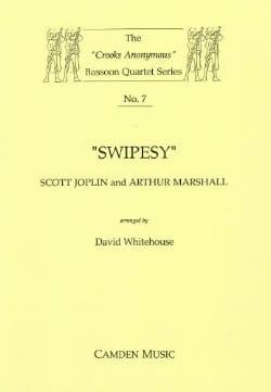 Joplin Scott / Marshall Arthur - Swipesy –4 Bassoons - Partition - di-arezzo.fr
