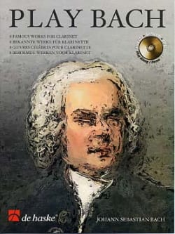 Play Bach - Clarinet - BACH - Partition - laflutedepan.com