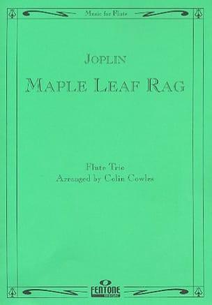 Scott Joplin - Maple Leaf Rag – Flute Trio - Partition - di-arezzo.fr