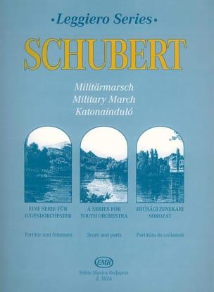 Militärmarsch - junior String orch. - SCHUBERT - laflutedepan.com