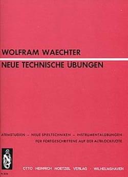 Neue Technische Ubungen Wolfram Waechter Partition laflutedepan