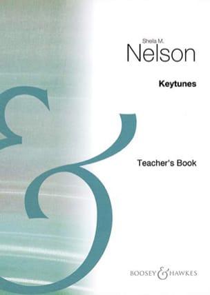 Keytunes / Teacher's Book - Sheila M. Nelson - laflutedepan.com