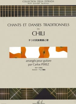 Songs and Traditional Dances of Chile - Sheet Music - di-arezzo.com