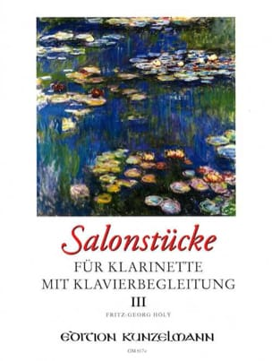 Salonstücke Heft 3 –Klarinette Klavier - laflutedepan.com