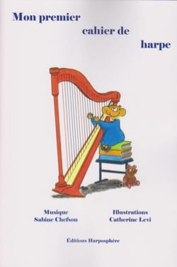 Sabine Chefson - My First Harp Paper - Sheet Music - di-arezzo.co.uk