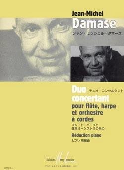 Duo concertant – Flûte, harpe et piano - laflutedepan.com
