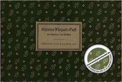 Kleines Mozart-Heft - MOZART - Partition - laflutedepan.com