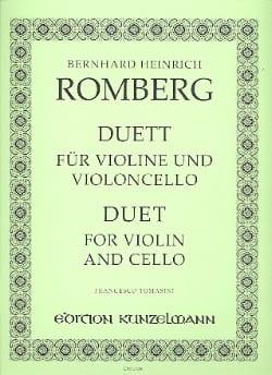 Duett für Violine und Violoncello - laflutedepan.com
