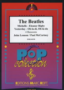 Beatles The - Michelle - Eleanor Rigby - Yesterday - Ob la Di , Ob la Da - Partition - di-arezzo.fr