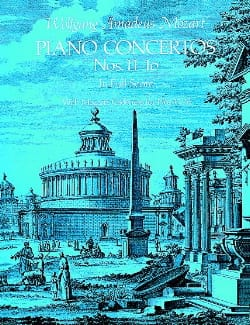Wolfgang Amadeus Mozart - Piano Concertos N° 11-16 - Full Score - Partition - di-arezzo.fr